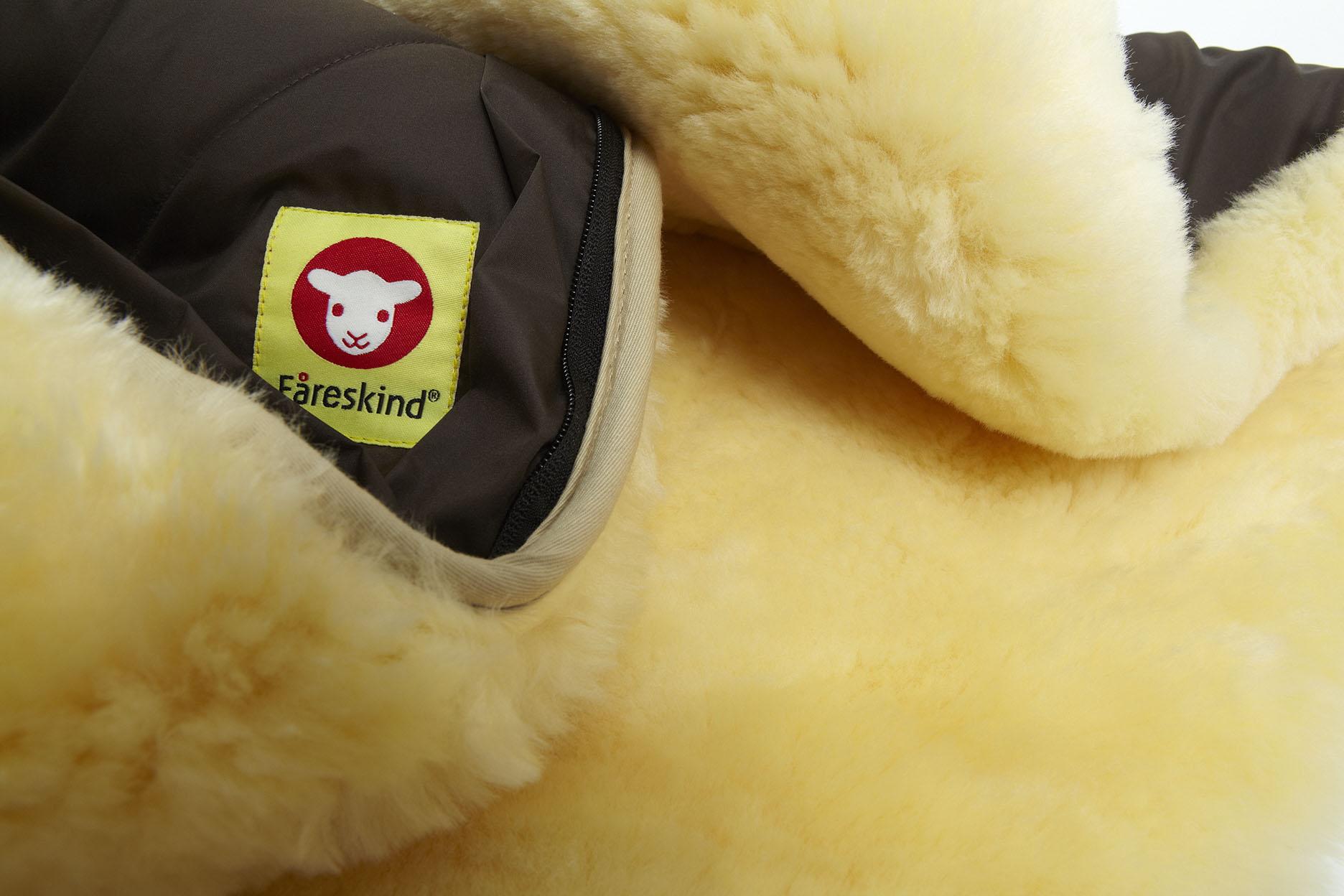 Fareskind open baby bunting bag