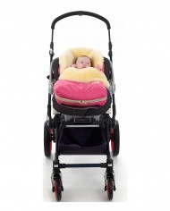 baby-go-cozy-pink-stroller-with-lily
