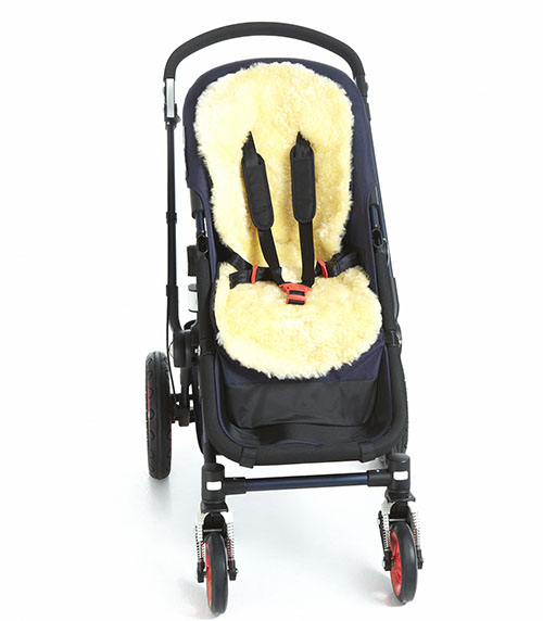The Easy Liner - Fareskind Baby Liner in Stroller