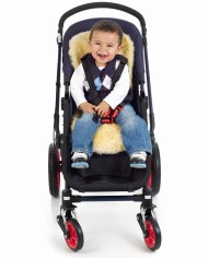 The Easy Liner – Fareskind Baby Liner in Stroller with child