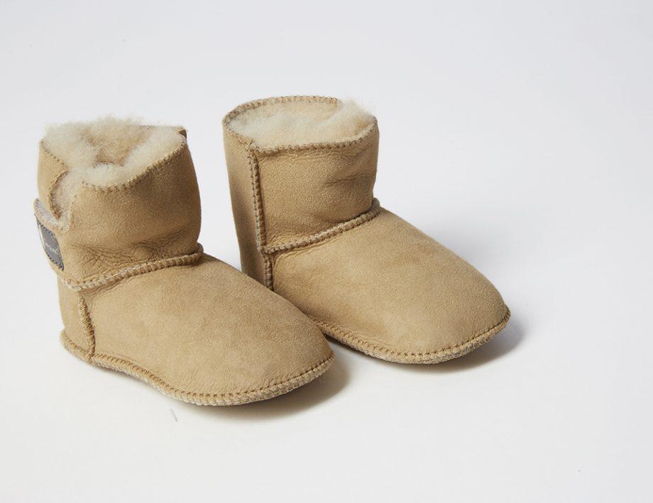 Fareskind Cozy Booties - Baby Booties